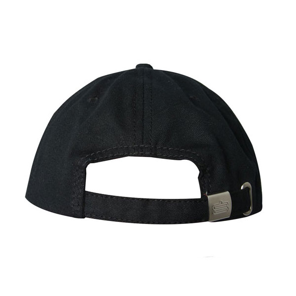Black Golf Cap