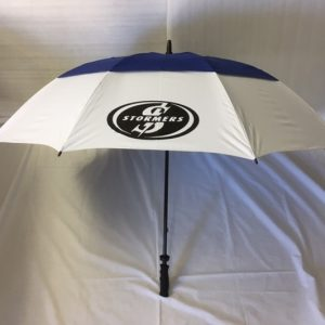 STORMERS Blue White GustBuster Umbrella