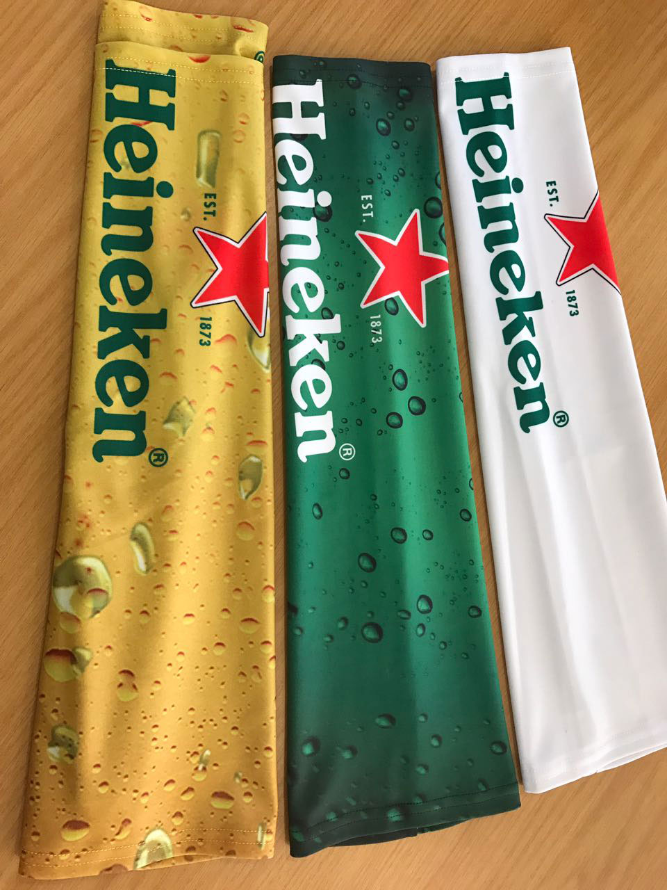 Heineken Arm sleeves