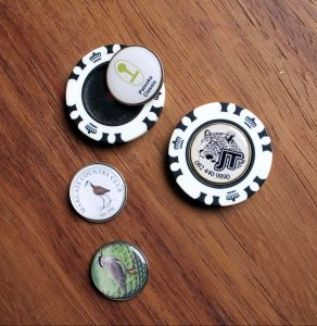 Personalised Ball Markers