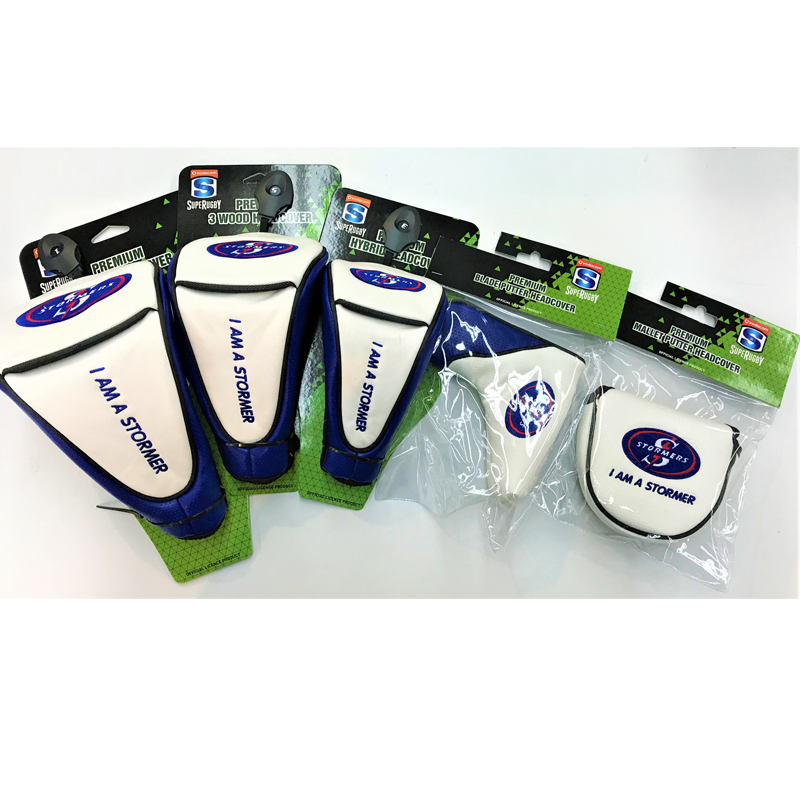 gift sets STORMERS Mallet Putter Cover Ball Mark