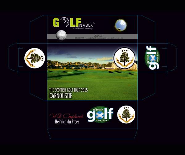 Carnoustie Golf Tour 2015