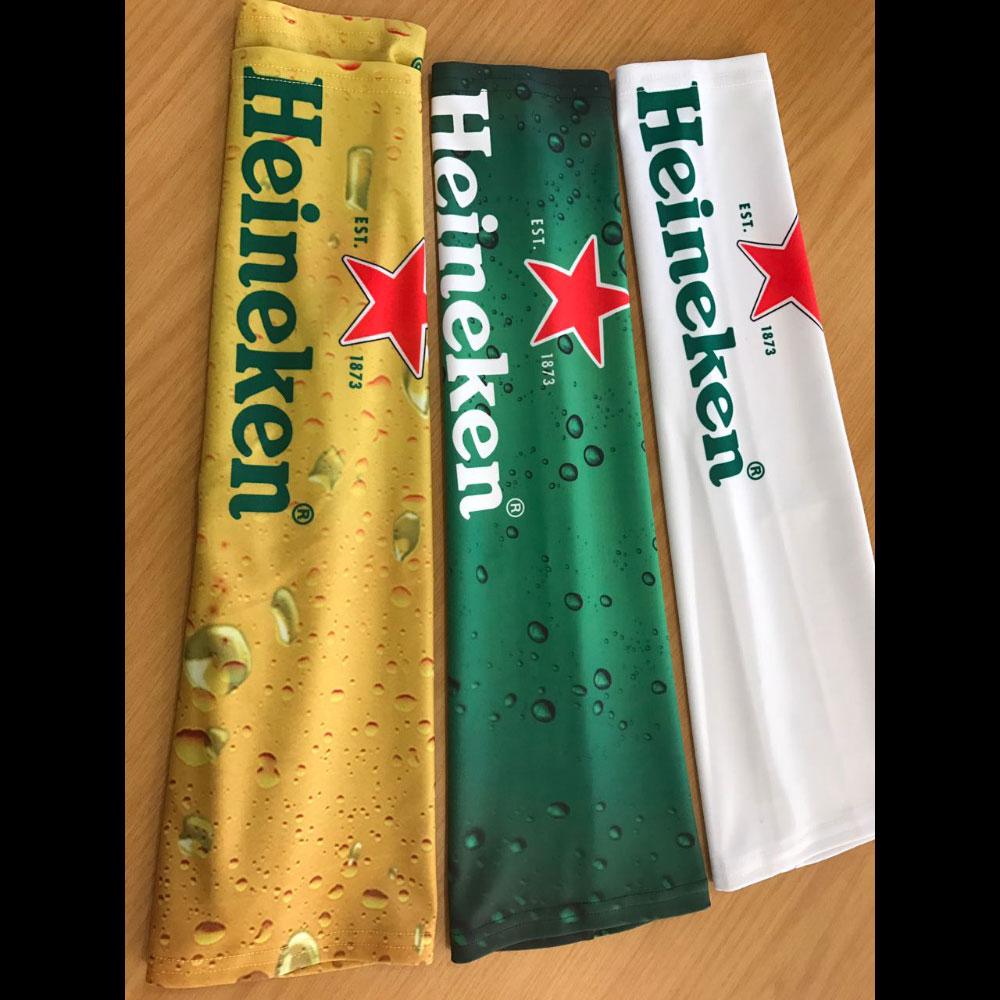 Heineken Arm sleeves