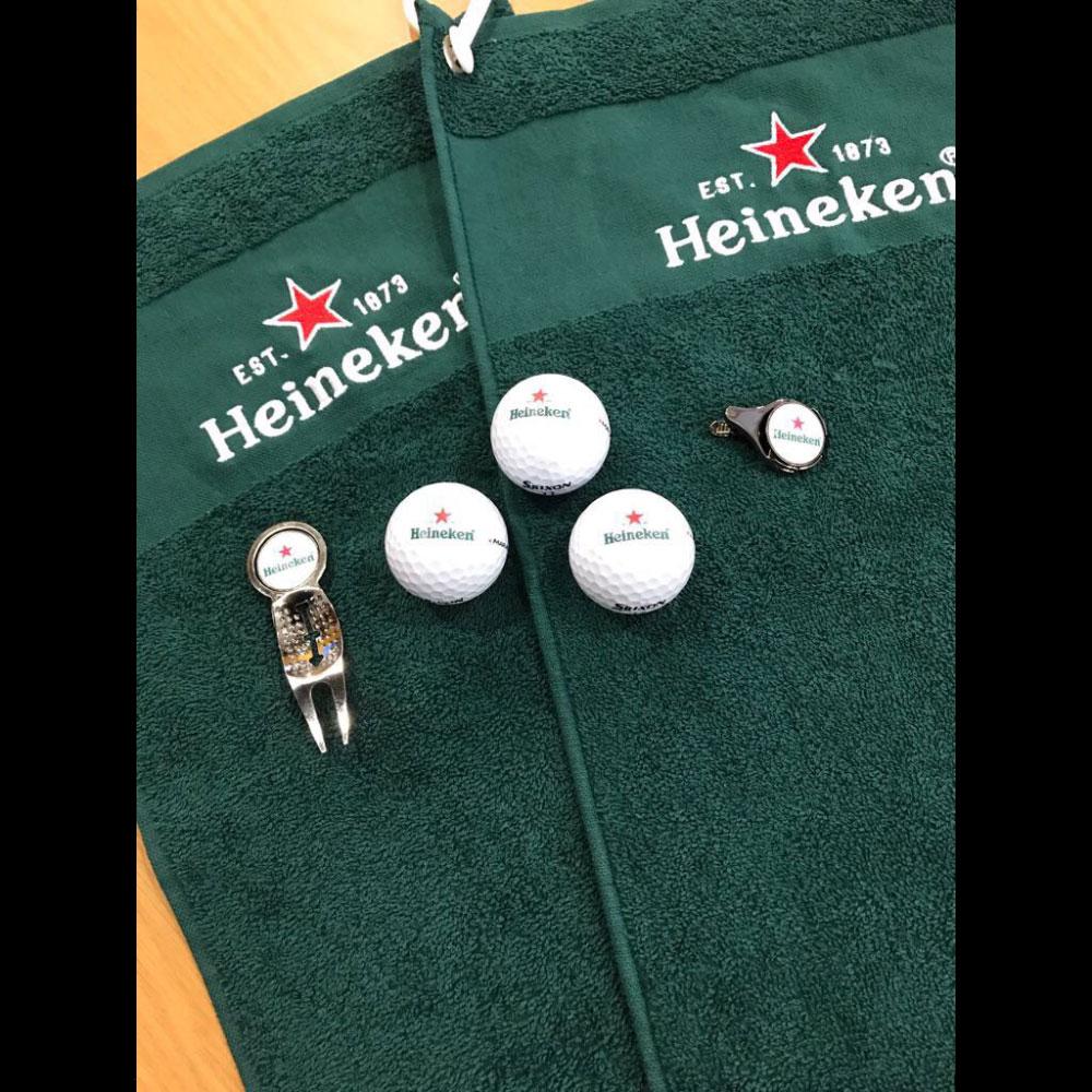 Heineken Balls Tool Towel